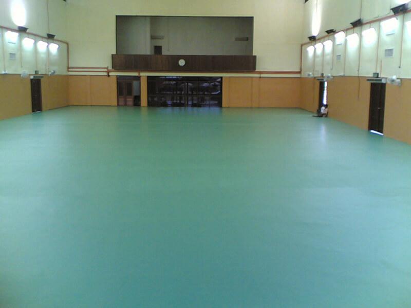 Dewan Meru Town Floor Coatingsjpg
