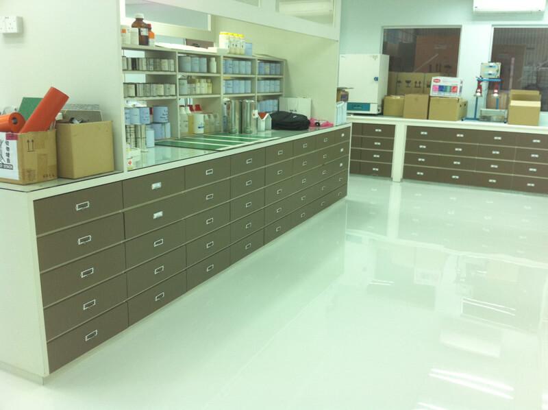 Kossan Paint Floor Coatings 3jpg