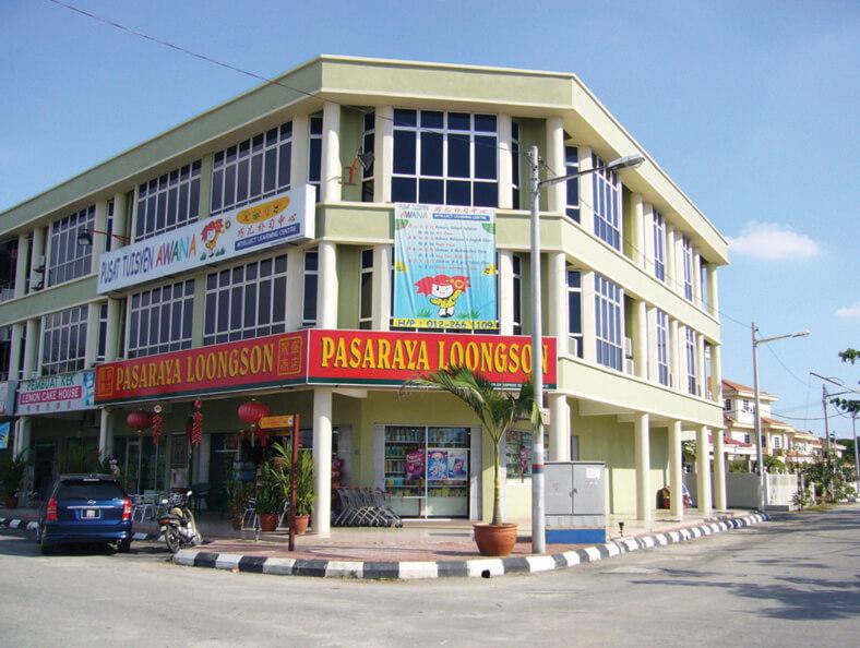 Pasaraya Loognsoon 3 Storey Shoplot Batu Belah Klangjpg