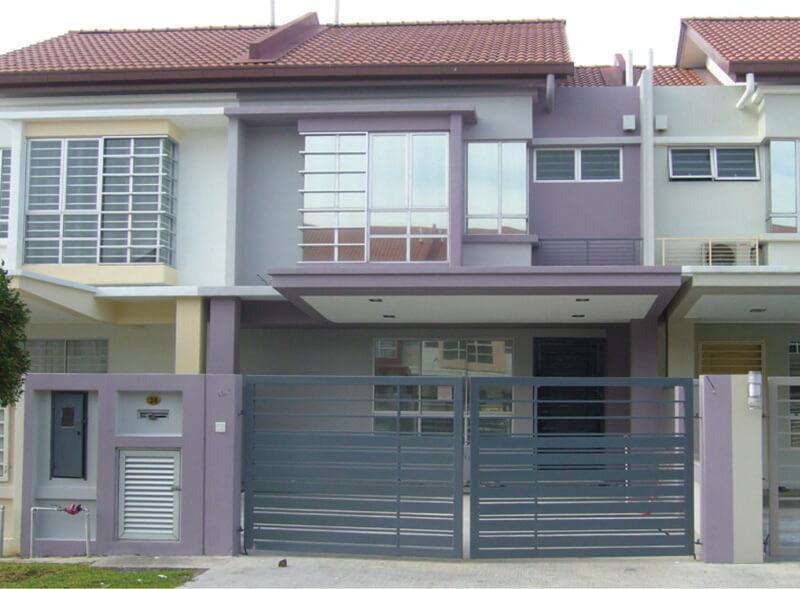 Double Storey Terrace House Setia Alamjpg
