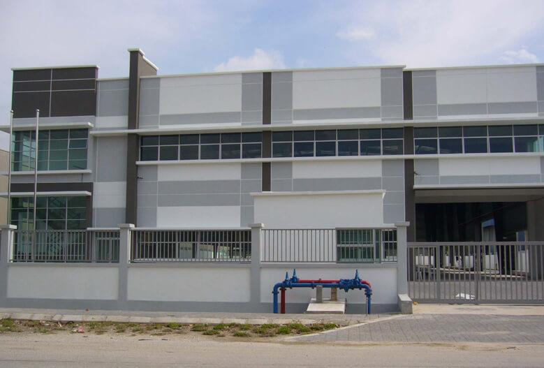 6 Unit Double Storey Factories Kawasan Perindustrian Alamjpg