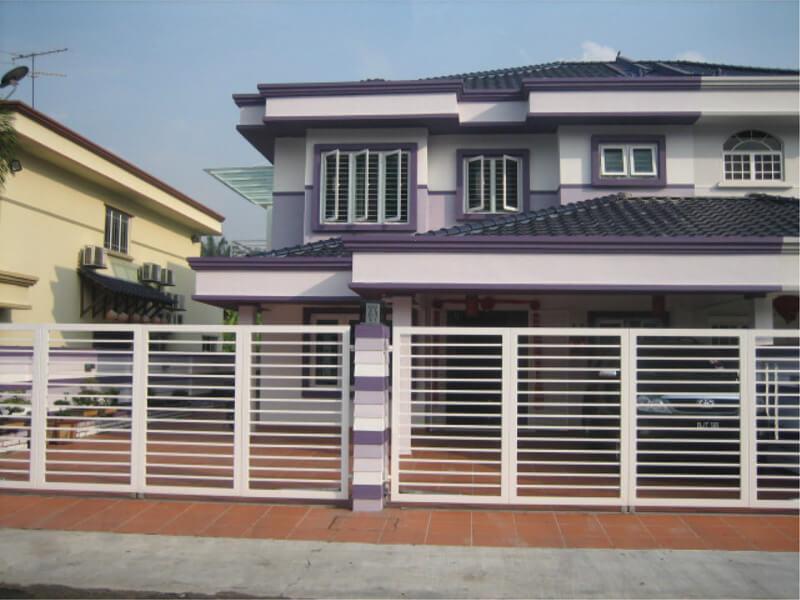Double Storey Terrace House Batu Belah 1jpg