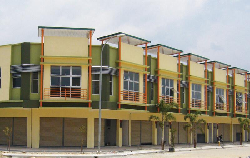 3 Block Shop lots Kuala Selangorjpg